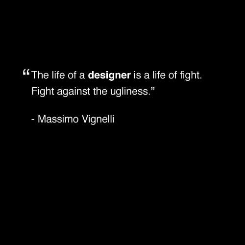 Massimo Vignelli Quotes Massimo Vignelli Quote