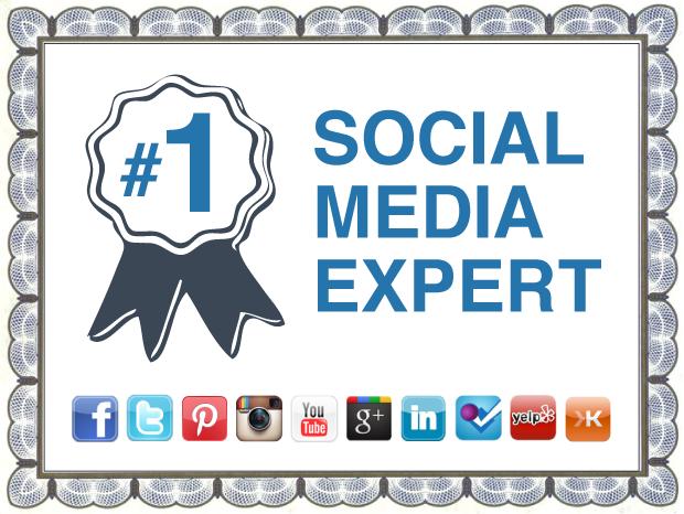 Social Media Expert Certificate